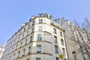 Annonce vente Appartement en duplex paris 1er arrondissement
