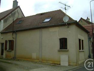 Annonce vente Maison avec bureau saint-léopardin-d'augy