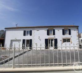 Annonce vente Maison avec garage saint-christophe