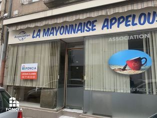 Annonce location Local commercial firminy