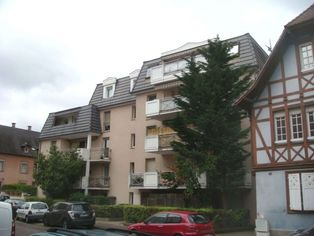 Annonce location Appartement avec terrasse strasbourg
