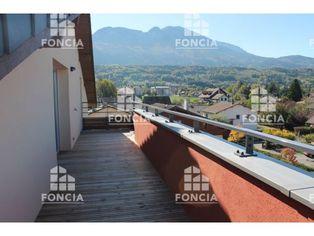 Annonce location Appartement avec terrasse saint-pierre-en-faucigny