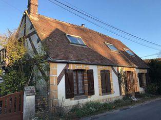Annonce vente Maison avec cheminée saint-lubin-des-joncherets