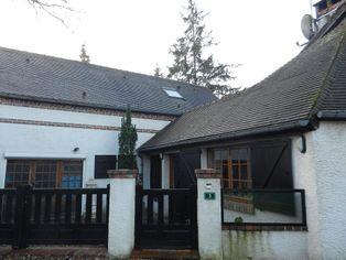Annonce vente Maison avec cheminée dampierre-sur-avre