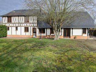 Annonce vente Maison avec garage saint-ouen-de-thouberville
