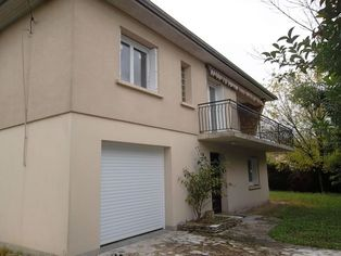 Annonce location Maison avec garage mably