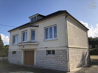 Annonce vente Maison avec garage port-en-bessin-huppain