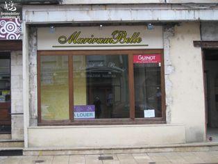 Annonce location Local commercial en bon état chagny