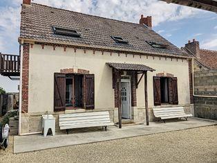 Annonce vente Maison avec grange saint-hilaire-sur-puiseaux