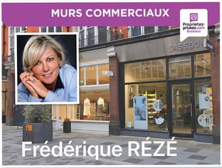 Annonce vente Local commercial de plain-pied levallois-perret