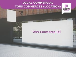 Annonce location Local commercial avec stationnement blaye