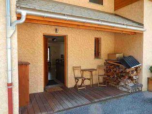 Annonce vente Maison avec jardin saint-andré-d'embrun