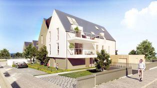 Annonce vente Appartement avec garage niederhausbergen