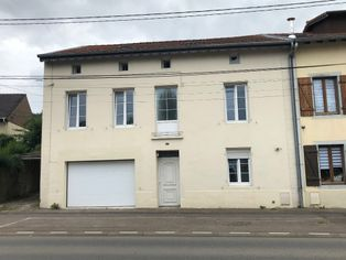 Annonce location Maison courcelles-chaussy