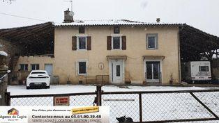 Annonce vente Maison avec double vitrage martres-tolosane