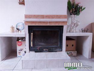 Annonce vente Appartement avec cheminée ventron