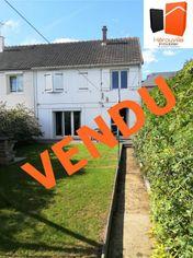 Annonce vente Maison avec garage hérouville-saint-clair