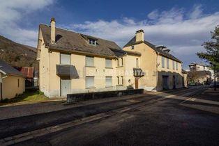 Annonce vente Immeuble à rénover saint-lary-soulan
