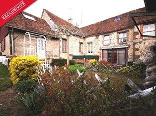 Annonce vente Maison avec cave saint-fargeau