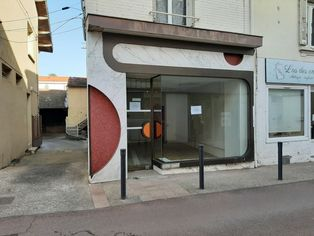 Annonce location Local commercial avec bureau andrézieux-bouthéon