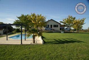 Annonce vente Maison avec terrasse aignan