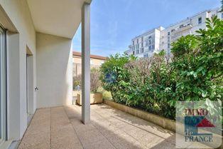 Annonce vente Appartement lyon 7eme arrondissement