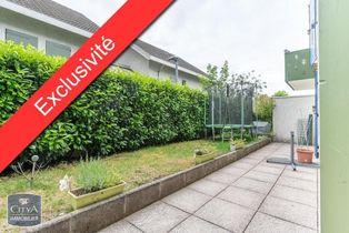 Annonce vente Appartement avec terrasse méry