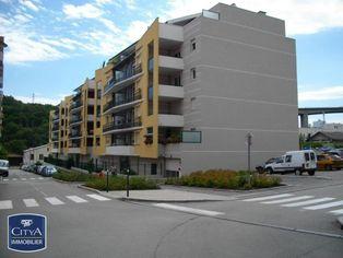 Annonce vente Appartement avec parking valserhône