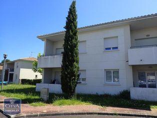 Annonce vente Appartement avec terrasse saint-seurin-sur-l'isle