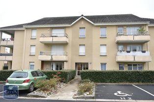 Annonce vente Appartement avec terrasse cublac