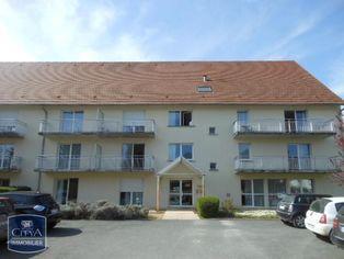 Annonce vente Appartement avec ascenseur villedieu-sur-indre