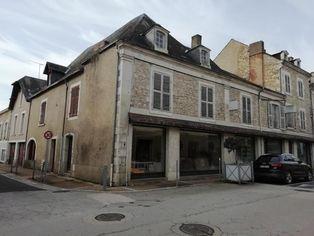 Annonce vente Immeuble avec garage le blanc