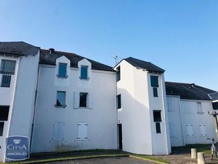 Annonce vente Appartement avec garage bourgueil