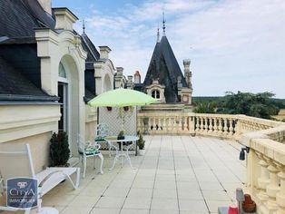 Annonce vente Appartement avec terrasse chinon