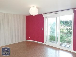 Annonce location Appartement lumineux chinon