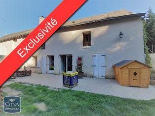 Annonce vente Maison saint-germain-sur-vienne