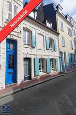 Annonce vente Maison avec terrasse trouville-sur-mer