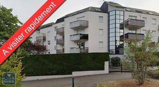 Annonce location Appartement avec terrasse fontaine-lès-dijon