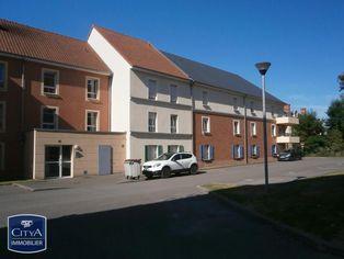 Annonce vente Appartement avec parking abbeville