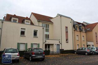 Annonce location Appartement avec parking abbeville