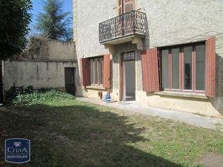 Annonce location Appartement en rez-de-jardin rillieux-la-pape
