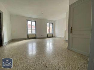 Annonce location Appartement avec cave mâcon
