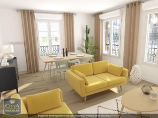 Annonce vente Appartement avec parking bussy-saint-georges