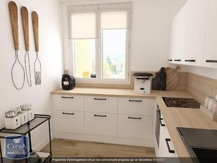 Annonce vente Appartement avec garage oyonnax