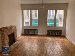 Annonce location Appartement avec cheminée poitiers