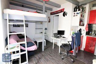 Annonce location Appartement avec mezzanine la rochelle