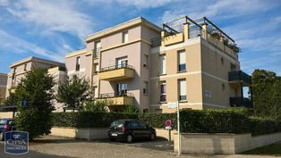 Annonce location Appartement avec parking saint-maximin