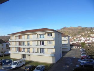 Annonce location Appartement avec cave saint-marcellin