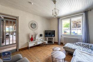 Annonce vente Maison avec garage saint-vérand