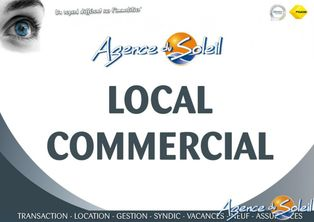 Annonce vente Local commercial canet plage